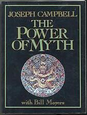 Joseph CAMPBELL, Bill Moyers / The Power of Myth First Edition 1988