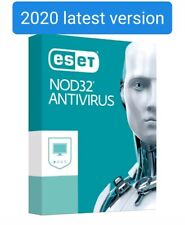 Eset Nod32 Antivirus 2020 latest version (1PC/ 3Year)