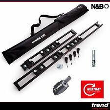 Trend C Door Hinge Jig set skeleton ** NEXT DAY DELIVERY ***