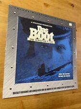 Das Boot Directors Cut Widescren Laserdisc - GOOD CONDITION !