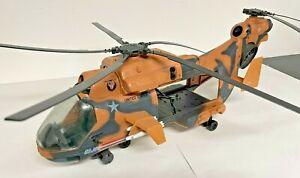 Vintage TOMAHAWK G.I. Joe ARAH 1986 Hasbro Helicopter