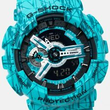 Imported Casio G-Shock Slash Pattern Men's Watch GA-110SL-3