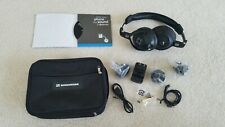 Sennheiser MM 550-X Wireless Headphones - Black