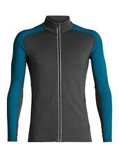 Icebreaker Merino Quantum Hooded Jacket (M) Monsoon / Alpine