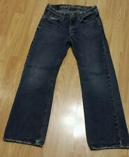 American Eagle Low rise Boot  denim jeans size 26 x 28