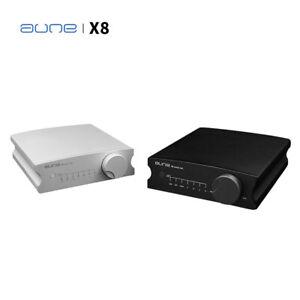 Aune X8 ES9038Q2M Coaxial Optical USB 32Bit/768K DSD512 DAC Audio Amplifier