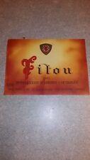 """1993 étiquette de bouteille de vin """"FITOU"""" comme  neuve"""