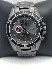 Michael Kors MK8340 Men's Stainless Steel Analog Gray Dial Quartz Watch KS166