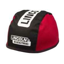 Lincoln Electric K2994-XL Flame Retardant Black/Red Welding Beanie, X-Large