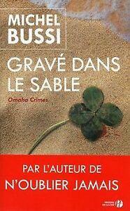 Gravé dans le sable de BUSSI, Michel | Livre | état bon