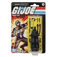 Hasbro 2020 GI Joe Snake Eyes 3.75 Inch Retro Figure Walmart Exclusive NEW