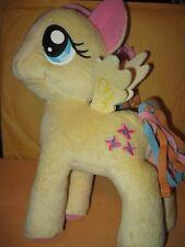 MY LITTLE PONY FLUTTERSHY Pegasus plush stuffed animal yellow