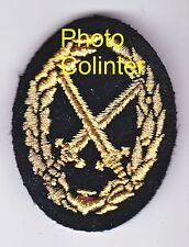 B.M.P.2  ( or ) Brevet Militaitre Professionnel 2eme degré - ancien modèle