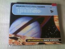 DEJA VU / TASMIN - MY HEART WILL GO ON - ALMIGHTY DANCE CD SINGLE