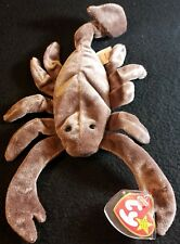 Stinger the Scorpion Ty Beanie Baby 4193 Mint