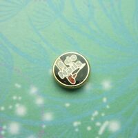 I Do Nails - Charm for Memory Necklace Pendant Lockets Keychain Etc