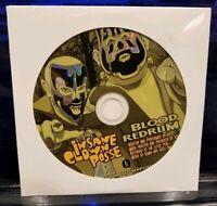Insane Clown Posse - Blood Redrum Hallowicked 2006 CD SEALED twiztid i.c.p. amb