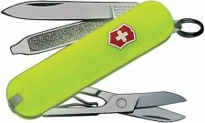 Victorinox Swiss Army Classic SD Stayglow 53208 **NEW**