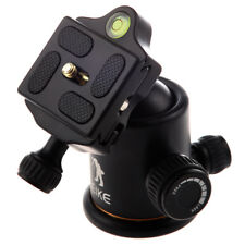 Pro Metal Ball Head + Quick-release Plate for Monopod Tripod DSLR Camera-Lo V4X7