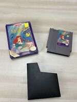 Disney's The Little Mermaid (Nintendo Entertainment System, 1991) Box No Manual