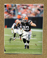 Cleveland Browns #99 PAUL KRUGER Signed Autographed 16x20 Football Photo COA
