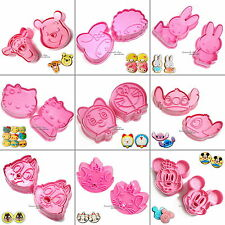 3D Cartoon Shape Fondant Cake Sugarcraft Baking Biscuit Cookie Cutter Mold Mould
