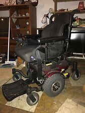 Pride Mobility J6 Quantum Rehab Electric Wheelchair (2012)