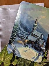 "Thomas Kinkade ""Moonlit Village"" Christmas Cards by DaySpring"