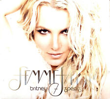 Britney Spears CD Femme Fatale - Deluxe Edition - Europe (VG+/EX)