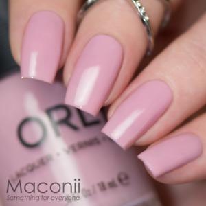 Orly - Cupcake - Pale Light Pink Pastel Creme Nail Polish