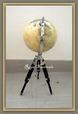 """VINTAGE & VERY RARE THE WORLD GLOBE POLITICAL DESK GLOBE ON A STAND HEIGHT 20"""""""