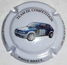 New !! Team DL Compétition BREUL Patrick Capsule de Champagne