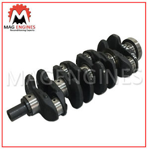 CRANKSHAFT WITH BEARINGS HONDA K24A1 FOR ACCORD CRV ODYSSEY ELEMENT 2.4L 04-10.