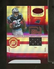2004 Leaf Certified Mirror Red Materials KERRY COLBERT Panthers 50/150 (AY12)