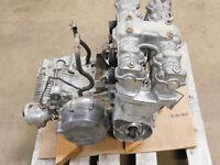 honda cb900c cb900 custom 900 engine motor assembly not complete 1980 1981 head