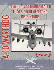 A-10 Thunderbolt II Pilot's Flight Manual