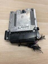 2007 07 AUDI A4 ECU ECM ENGINE CONTROL MODULE CVT OEM 8E1910115 8E0907115D