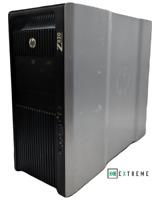 HP Z820 Workstation 16 Core (x2) Intel Xeon E5-2687W 32GB 600GB HDD Quadro 5000
