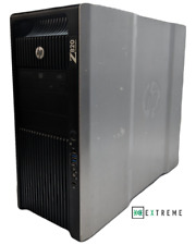 HP Z820 Workstation 16 Core (x2) Intel Xeon E5-2687W 32GB 600GB HDD Quadro 5000