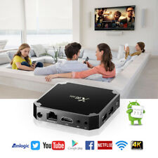 2018 X96 4K Mini Smart TV Box 1GB+8GB Android 7.1 Quad Core Media Player WIFI HD