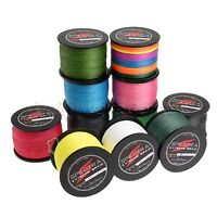 300M-1000M Spectra Extreme PE Dyneema Multifilament Braided Sea Fishing Line HOT