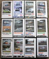 12 x Video Rallye National 1999-2004 - Rallye200 - Gruppe H, Kadett C, Golf GTI