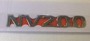 Genuine New NISSAN NV200 REAR BADGE Emblem 90895-BJ00A