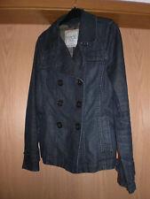 Hüftlange Esprit Damen-Jeansjacken aus Baumwolle
