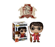 Mozlly Bioworld Harry Potter Gryffindor Lapel Pin and Harry Potter Quidditch Har