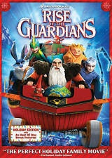 RISE OF THE GUARDIANS (DVD, 2013) NEW