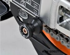 Honda CBR1000RR Fireblade 2004-2016 R&G RACING BLACK cotton reels bobbins
