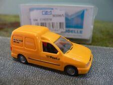 VW CADDY 11 THW locale Federazione Stoccarda-nuovo in scatola originale Rietze 52909-h0 1:87