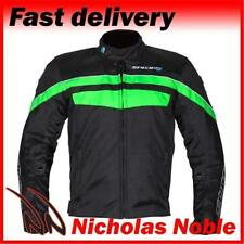 Spada Waist Length Motorcycle Jackets with Removable Armour