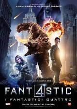 Dvd I FANTASTICI 4 - Marvel - (2015) *** Contenuti Speciali *** ......NUOVO